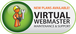 New Virtual Webmaster plans available