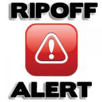 Ripoff Alert